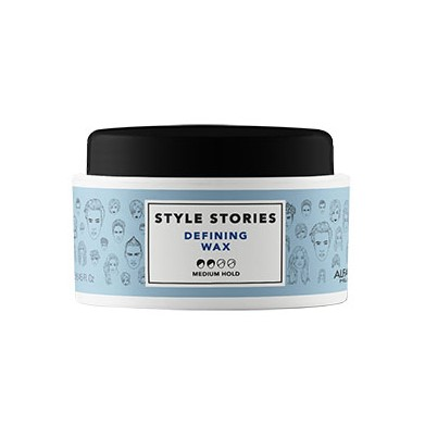 style stories DEFINING-WAX