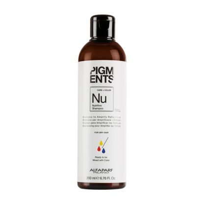 pigments mask shampoo