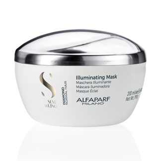 Semi Di Lino Diamond Illuminating Mask