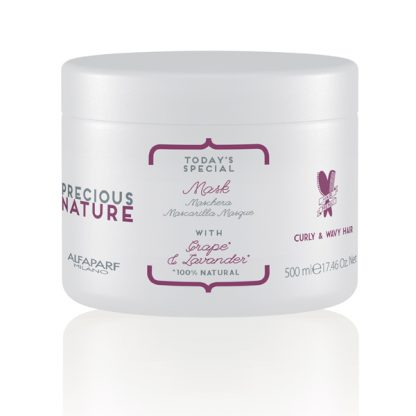 PRECIOUS NATURE - MASK FOR CURLY & WAVY HAIR - 200ml