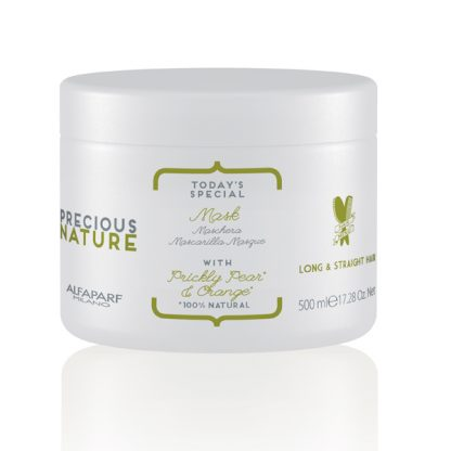 PRECIOUS NATURE - MASK FOR LONG & STRAIGHT HAIR
