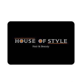 house of style gift card